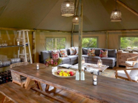 Gondwana Tented Eco Camp Dining