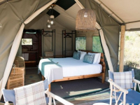 Gondwana Tented Eco Camp Tent Interior