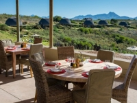 Gondwana Kwena Lodge Dining