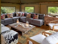 Gondwana Tented Eco Camp Lounge