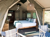 Gondwana Tented Eco Camp Tent Interior