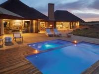 Gondwana Ulubisi House Pool Area