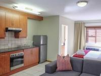 Grosvenor Apartments Studio Kitchen-2
