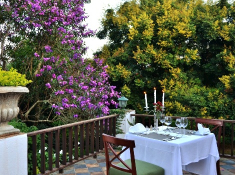 Highgrove Romantic Spa Dinner