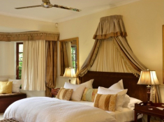 Highgrove Executive Orchard Suite Bedroom