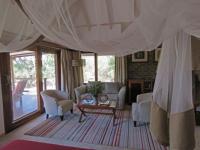 Idube Game Lodge Leadwood Suite Lounge