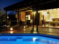 Idube Game Lodge Makubela Suite Exterior