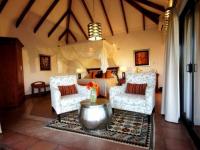 Idube Game Lodge Makubela Suite Interior
