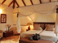 Idube Game Lodge Safari Chalet Interior