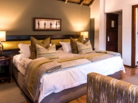 Ivory Tree Game Lodge Bedroom