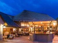 Ivory Tree Game Lodge Outdoor Dining