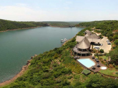 Jozini Tiger Lodge Aerial View 3