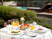 Kanonkop Terrace Breakfast