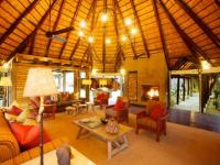 Kapama Buffalo Camp Lounge