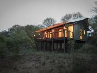 Kapama Buffalo Camp Tent Exterior