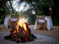Kapama Game Lodges Fireside