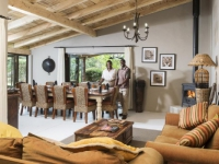 Kariega The Homestead Dining Area