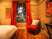 Karoo Art Hotel Bedroom Interior