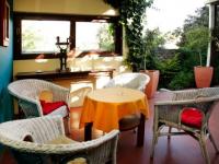 Karoo Art Hotel Garden Court1