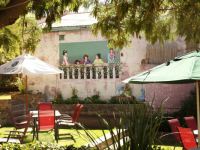 Karoo Art Hotel Garden