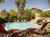 Karoo Art Hotel Swimming Pool