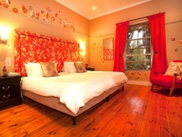 Karoo Art Hotel Orange Bedroom