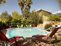 Karoo Art Hotel Swimming Pool