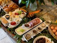 Khaya Ndlovu Breakfast