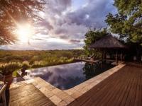 Khaya Ndlovu Deck and Pool