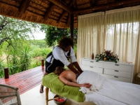 Khaya Ndlovu Massage Treatment