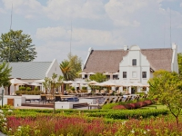 Kieviets Kroon From the Manor House