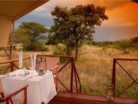 Kwafubesi Tented Camp Dinner for Two