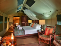Kwafubesi Tented Camp Tent Interior2