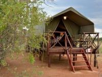 Kwafubesi Tented Camp Tent Exterior