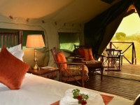 Kwafubesi Tented Camp Tent Interior