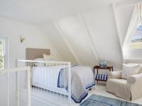 La Cotte Mezzanine Cottage Bedroom