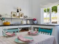 La Cotte Mezzanine Cottage Kitchen