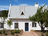 La Cotte Mezzanine Cottages Front