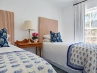 la Cotte 2-bed cottage twin room