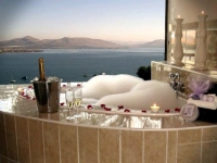 La Dolce Vita View from Jacuzzi