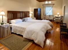 La Plume Private Farm Villa Bedroom 2