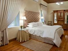 La Plume Private Farm Villa Bedroom