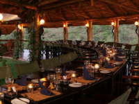 Lalibela Lentaba Lodge Dinner