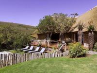 Lalibela Lentaba Lodge Marks Camp Exterior
