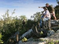 Lalibela Game Reserve Game Activity