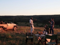 Lalibela Game Reserve Sundowners