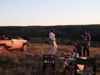 Lalibela Game Reserve Sundowners