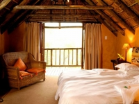 Lalibela Lentaba Lodge Bedroom