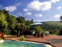 Lalibela Lentaba Lodge Deck and Pool