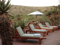 Lalibela Lentaba Lodge Deck